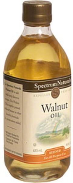 Spectrum Oil Naturals Walnut 16 Oz