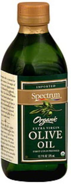 Spectrum Oil Organic Extra Virgin Olive 12.7 Oz