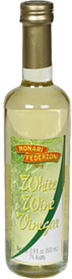 Monari Federzoni Vinegar White Wine 16.9 Oz