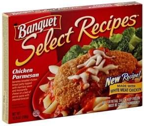Banquet Chicken Parmesan