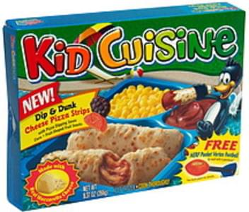 Kid Cuisine Dip and Dunk Cheese Pizza Strips