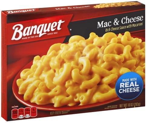 Banquet Mac & Cheese - 10 oz