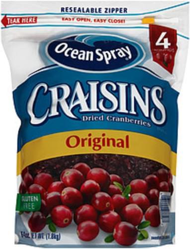 Ocean Spray Craisins Original Dried