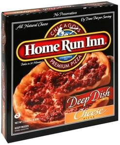 Home Run Inn Pizza Deep Dish, Cheese