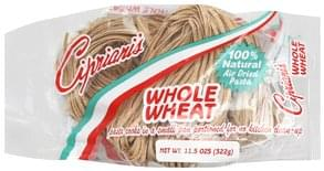 Ciprianis Pasta Whole Wheat