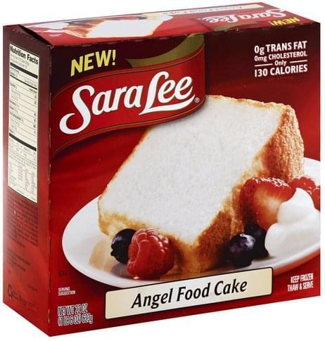 Sara Lee Angel Food Cake - 22 oz
