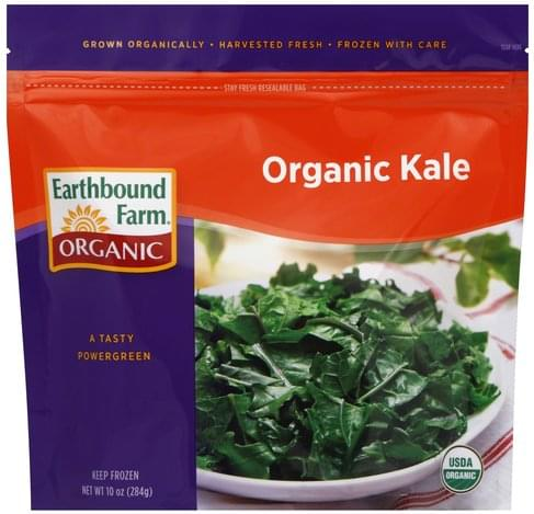 Earthbound Farm Organic Kale - 10 oz