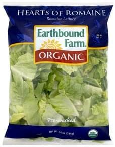 Earthbound Farm Lettuce Hearts of Romaine
