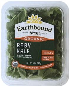 Earthbound Farm Baby Kale Organic