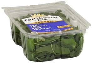 Earthbound Farm Baby Spinach & Baby Arugula