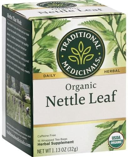 Traditional Medicinals Nettle Leaf