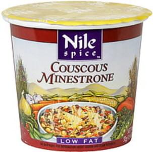 Nile Spice Couscous Minestrone