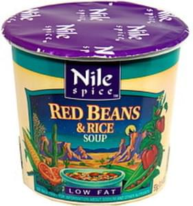 Nile Spice Soup Red Beans & Rice