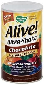 Alive Ultra-Shake Chocolate