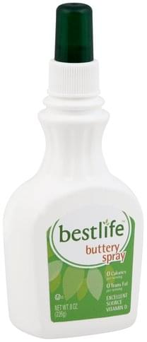 Bestlife Buttery Spray - 8 oz
