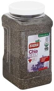 Badia Chia Seed Organic
