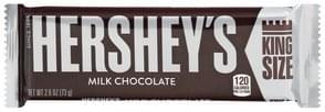 Hersheys Milk Chocolate King Size