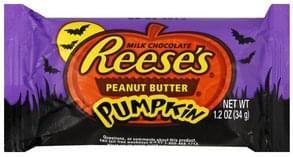 Reeses Milk Chocolate Peanut Butter, Pumpkin
