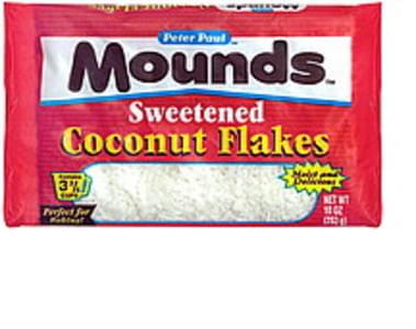 Mounds Sweetened Coconut Flakes