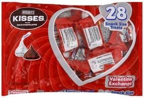 Hersheys Milk Chocolates Snack Size Treats