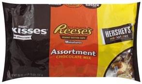 Hersheys Chocolate Mix Assortment