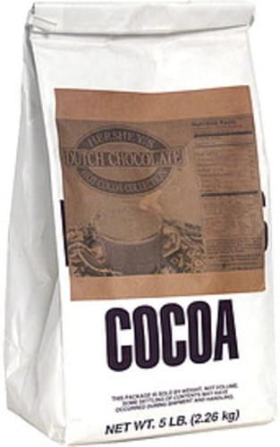 Hersheys Dutch Chocolate Cocoa - 5 lb