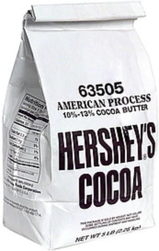 Hersheys American Process Cocoa - 5 lb