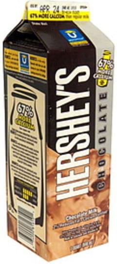 Hersheys Chocolate Milk - 1 QT