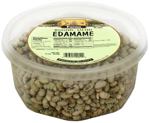 Setton Roasted-Salted Edamame - 15 oz