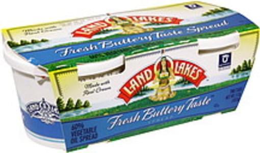 Land O Lakes Vegetable Oil Spread Spread, Fresh Buttery Taste