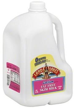 Land O Lakes Milk Skim, Fat Free