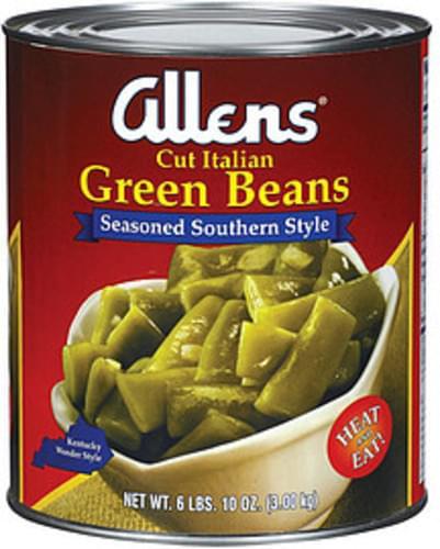 Allens Cut Italian Seasoned Southern