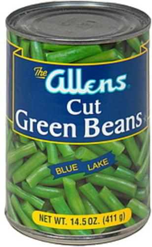 Allens Cut, Blue Lake Green Beans - 14