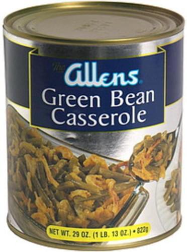 Allens Green Bean Casserole Green Been