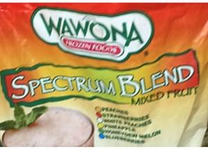 Wawona Frozen Foods Spectrum Blend Mixed Fruit