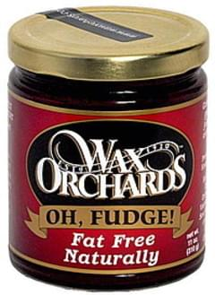 Wax Orchards OH Fudge