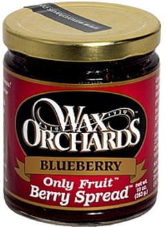 Wax Orchards Blueberry Berry Spread