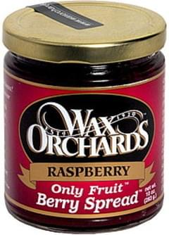 Wax Orchards Raspberry Berry Spread