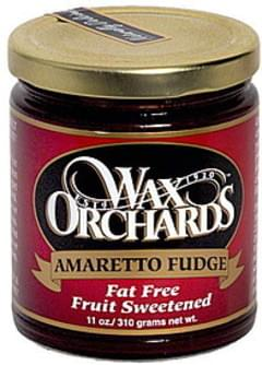Wax Orchards Amaretto Fudge