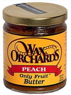 Wax Orchards Peach Butter