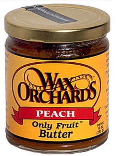 Wax Orchards Peach Butter - 10 oz