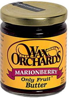 Wax Orchards Marionberry Butter