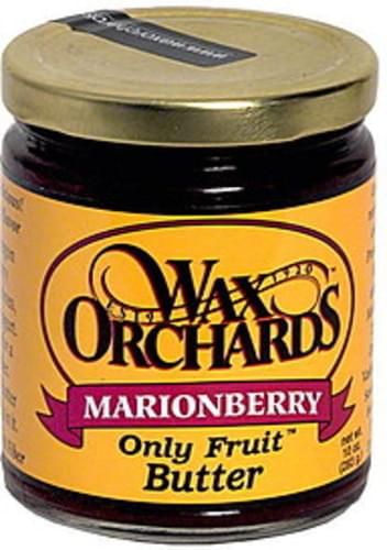 Wax Orchards Marionberry Butter - 10 oz
