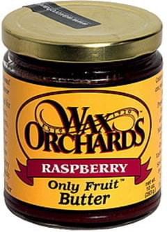 Wax Orchards Raspberry Butter