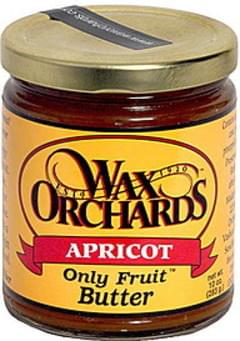 Wax Orchards Apricot Butter