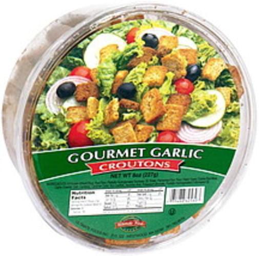 Ultimate Foods Gourmet Garlic Croutons - 8 oz