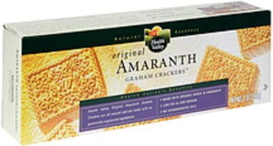 Health Valley Graham Crackers Original Amaranth