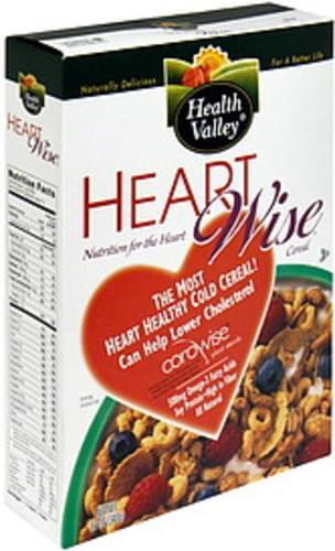 Health Valley Cereal - 12 oz
