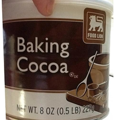 Food Lion Baking Cocoa - 4 g