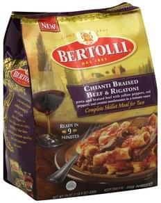 Bertolli Chianti Braised Beef & Rigatoni